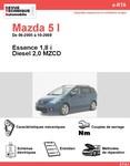 Revue Technique Mazda 5 I