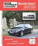 Revue Technique Mercedes Classe C W204