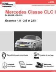 Revue Technique Mercedes Classe CLC W203 essence
