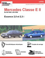 Revue Technique Mercedes Classe E W210 essence