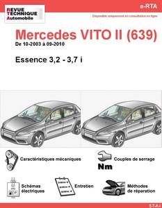 Revue Technique Mercedes Vito