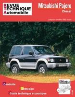 Revue Technique Mitsubishi Pajero diesel