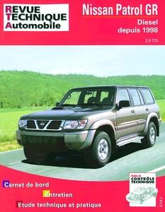 Revue Technique Nissan Patrol GR