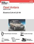 Revue Technique Opel Antara essence