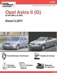 Revue Technique Opel Astra II (G) diesel