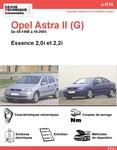 Revue Technique Opel Astra II (G) essence