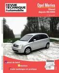 Revue Technique Opel Meriva