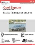 Revue Technique Opel Signum essence