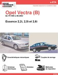 Revue Technique Opel Vectra B essence