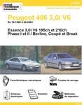 Revue Technique Peugeot 406 3,0i V6