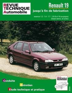 Revue Technique Renault 19