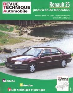 Revue Technique Renault 25