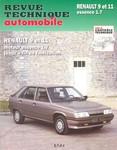 Revue Technique Renault 9 et 11 1.7