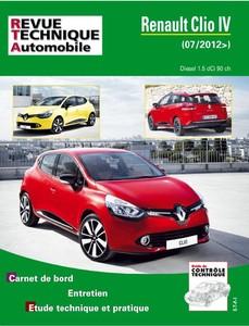 Revue Technique Renault Clio IV