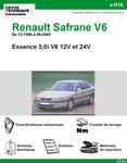 Revue Technique Renault Safrane V6
