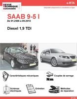 Revue Technique Saab 9-5 I diesel
