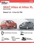 Revue Technique Seat Altea et Altea XL diesel