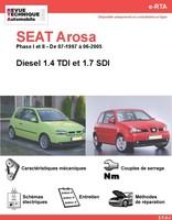 Revue Technique Seat Arosa diesel