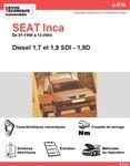 Revue Technique Seat Inca diesel