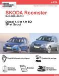 Revue Technique Skoda Roomster diesel