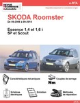 Revue Technique Skoda Roomster essence