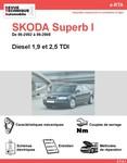 Revue Technique Skoda Superb I diesel