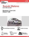 Revue Technique Suzuki Baleno