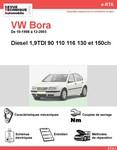 Revue Technique Volkswagen Bora Diesel