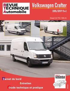 Revue Technique Volkswagen Crafter TDI