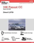 Revue Technique Volkswagen Passat VI CC
