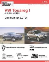 Revue Technique Volkswagen Touareg I diesel