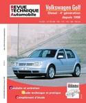 Revue Technique Volswagen Golf IV diesel
