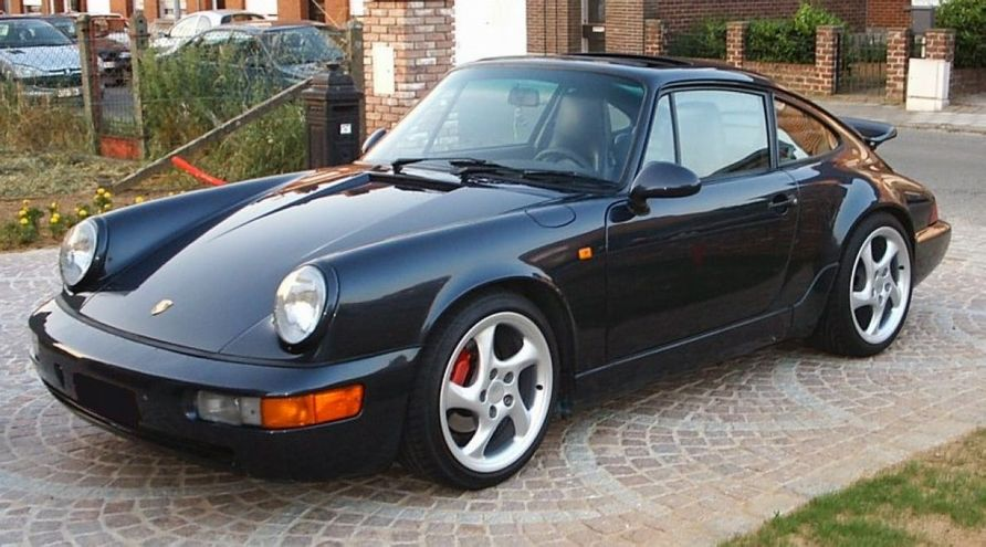les jantes porsche 964 vous les pr ferer auto titre. Black Bedroom Furniture Sets. Home Design Ideas