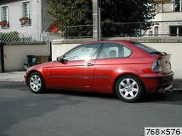 BMW Série 3 E46 Compact 316 Ti (2002)