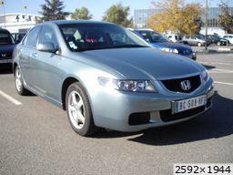 Honda Accord VII 2.0L i-VTEC Sport (2003)