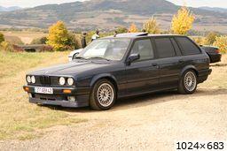 BMW Série 3 E30 Touring 325i