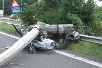 accident de 2 porsche sur une autoroute belge page 2 auto titre. Black Bedroom Furniture Sets. Home Design Ideas