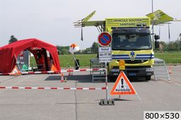 divers ambulance VSS Payerne