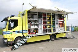 divers ambulance VSS Payerne