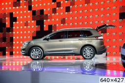 nouveau ford edge pour l 39 europe auto titre. Black Bedroom Furniture Sets. Home Design Ideas