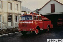BERLIET GAK 17 446 FL 56 (1987)