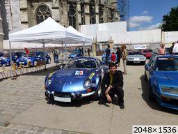 Rassemblement alpine renault beauvais page 3 auto titre for Garage auto beauvais