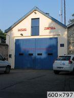 caserne pompiers st martin de boscherville