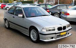 BMW Série 3 E36 Compact