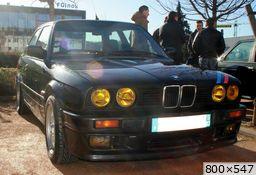 BMW Série 3 E30  (1989)