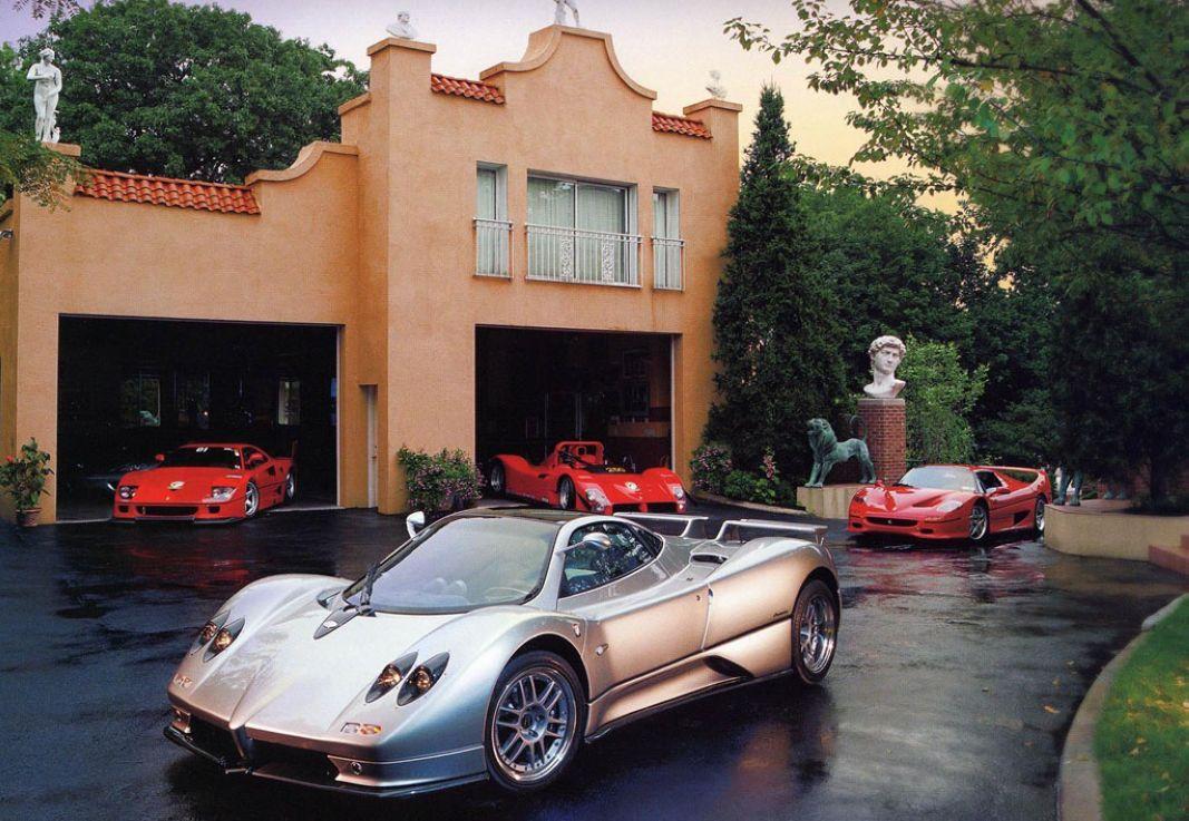 Un garage de r ve incroyable mais vrai page 2 auto titre for Garage forum automobile avignon