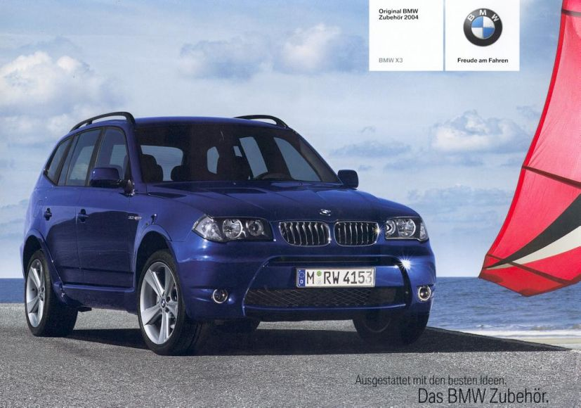 bmw x3 pack sport conseils avant achat auto titre. Black Bedroom Furniture Sets. Home Design Ideas