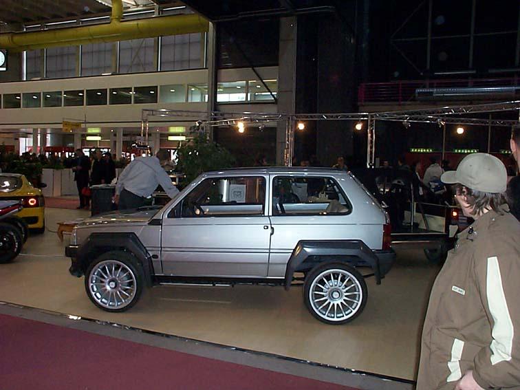 Encore un p 39 ti classement taliban auto titre for Panda 4x4 extreme