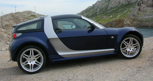 fiche technique smart roadster brabus auto titre. Black Bedroom Furniture Sets. Home Design Ideas
