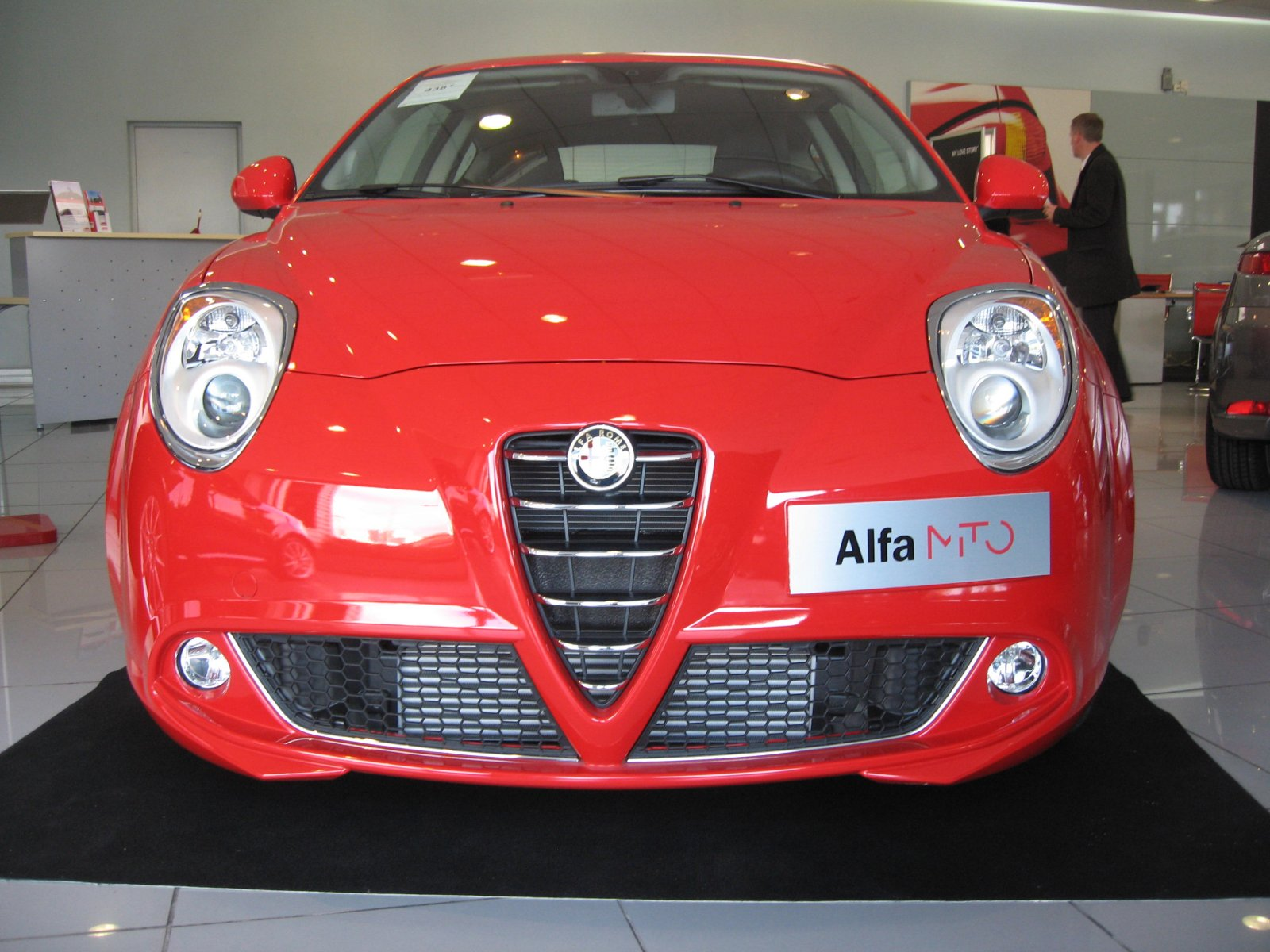 forum alfa romeo mito auto titre. Black Bedroom Furniture Sets. Home Design Ideas
